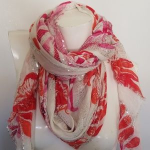 Sequin Tommy Bahama scarf